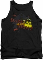 Batman tank top Dark And Scary Night adult black