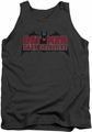 Batman tank top Dark Detective adult charcoal