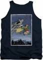 Batman tank top Dkr Duo adult navy