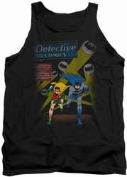 Batman tank top Dynamic Duo adult black