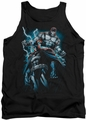 Batman tank top Evil Rising adult black