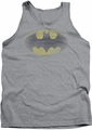 Batman tank top Faded Logo adult heather