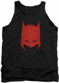 Batman tank top Hacked & Scratched adult black