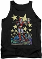 Harley Quinn tank top Hammer Time adult black