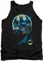 Batman tank top Heed The Call adult black