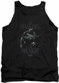 Batman tank top I Am adult black
