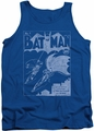 Batman tank top Issue 1 Cover adult royal