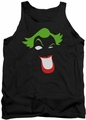 The Joker tank top Joker Simplified adult black