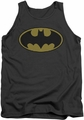 Batman tank top Little Logos adult charcoal