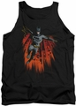 Batman tank top Majestic adult black