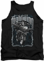 Nightwing tank top Biker adult black