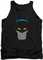 Batman tank top Simplified adult black