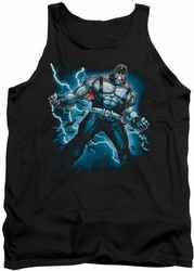 Batman tank top Stormy Bane adult black