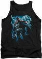 Batman tank top Stormy Knight adult black