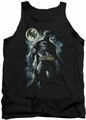 Batman tank top The Knight adult black