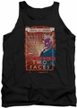 Two-Face tank top Two Faces adult black