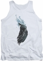 Batman tank top Wash adult white