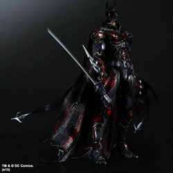 Batman Variant Red action figure Play Arts Kai