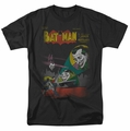 Batman Wrong Signal DC Originals mens t-shirt