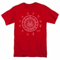 Battlestar Galactica Colonies mens t-shirt