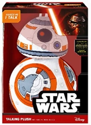 BB8 15-inch plush Star Wars The Force Awakens pre-order