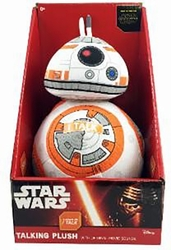 BB8 medium plush Star Wars The Force Awakens pre-order