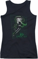 Betty Boop juniors tank top Virtual Boop black