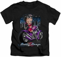 Betty Boop kids t-shirt City Chopper black