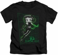 Betty Boop kids t-shirt Virtual Boop black