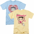 Betty Boop mens t-shirts