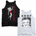 Betty Boop mens tank tops