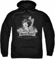 Betty Boop pull-over hoodie Street Angel adult black