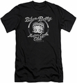 Betty Boop slim-fit t-shirt Chromed Logo mens black