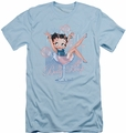 Betty Boop slim-fit t-shirt Pink Champagne mens pink