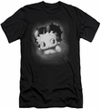 Betty Boop slim-fit t-shirt Vintage Star mens black