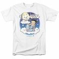 Betty Boop t-shirt Betty Bye mens white