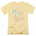 Betty Boop t-shirt Classy Dame mens banana