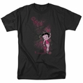Betty Boop t-shirt Cutie mens black