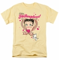 Betty Boop t-shirt Fabooplous! mens banana