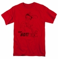 Betty Boop t-shirt Nimble Betty mens red