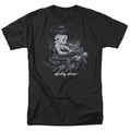Betty Boop t-shirt Storm Rider mens black