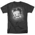 Betty Boop t-shirt Vintage Star mens black