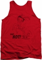 Betty Boop tank top Nimble Betty adult red
