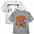 Betty Boop Youth shirts and hoodies