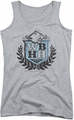 Beverly Hills 90210 juniors tank top West Beverly Hills High athletic heather