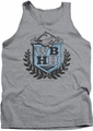 Beverly Hills 90210 tank top WBHH mens heather