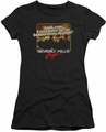 Beverly Hills Cop juniors t-shirt Banana In My Tailpipe black