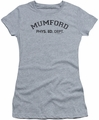 Beverly Hills Cop juniors t-shirt Mumford heather