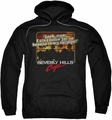 Beverly Hills Cop pull-over hoodie Banana In My Tailpipe adult black