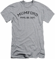 Beverly Hills Cop slim-fit t-shirt Mumford mens heather